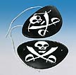 pirate's eye patch