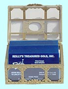 Treasure Chest Business Cards Holder