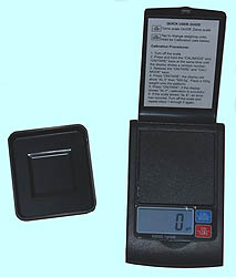 Pirate Store For Metal Detectors - Electronic Digital Pocket Scale