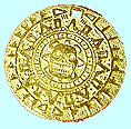 Aztec Gold Coin replica