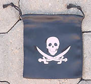 Captain Rackham Treasure Pouch