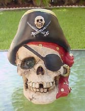 pirate's skully