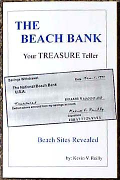 Beach Bank book
