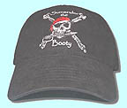 SURRENDER THE BOOTY PIRATE HAT