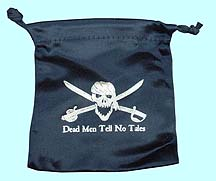 Reilly's Treasured Gold - Pirate's treasure pouch
