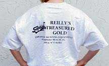 Reilly's Treasured Gold T-shirt