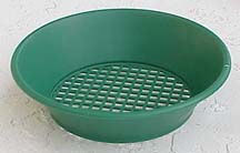 Garrett Classifier/Sifter Pan